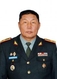 Норовсамбуу овогтой бригадын генерал Наран-очир